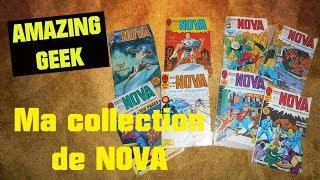 NOSTALGEEK 28 Ma collection de Nova
