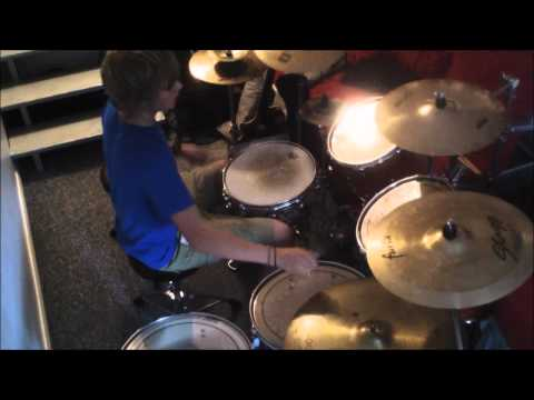Avenged sevenfold UNBOUND DRUM COVER