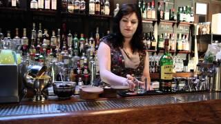 Ny Chow Report - Irish Coffee At The Cocktail Lounge Dutch Kills