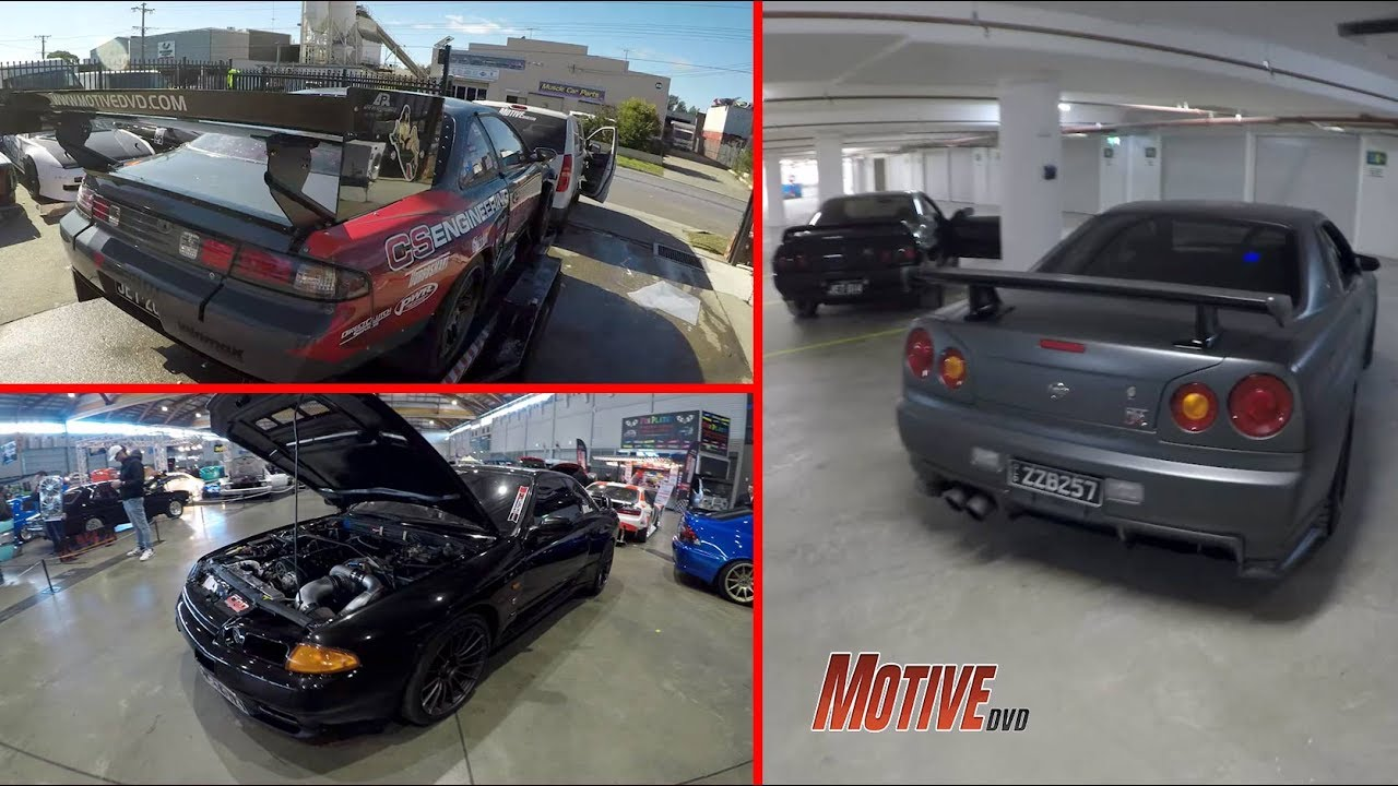 Taking Race Cars To Australias Biggest Indoor Car Show Motive - Indoor car show