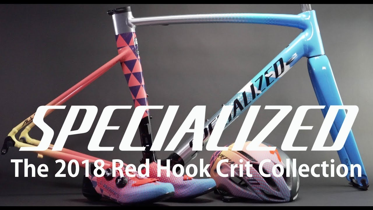 The 2018 Red Hook Crit Collection Specialized Metrobikes pl