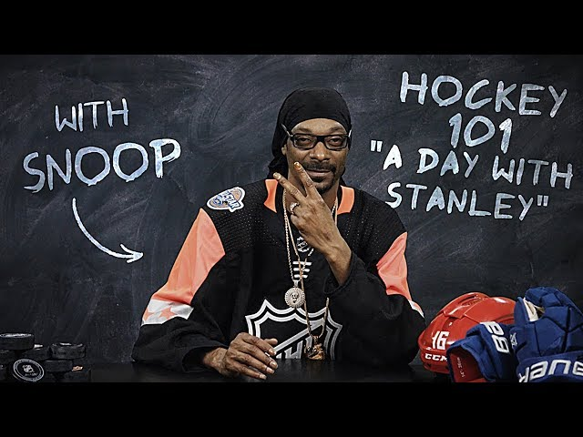 Hockey 101 with Snoop Dogg | Ep 9: A Day with Stanley