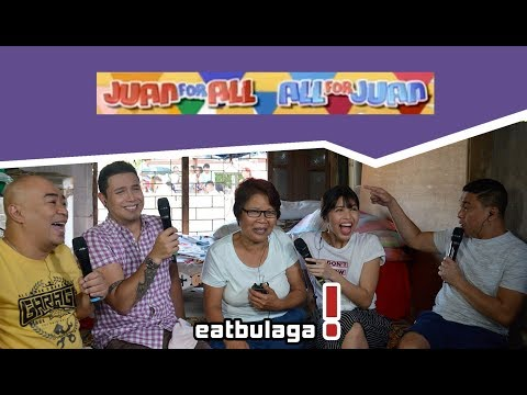 Juan For All, All For Juan Sugod Bahay | January 29, 2018
