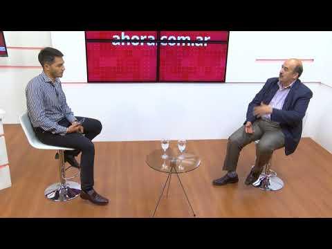AHORA TV | Entrevista con Alfredo Calabrese