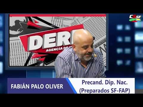 Fabián Palo Oliver: Estamos fracasando en las formas de hacer política