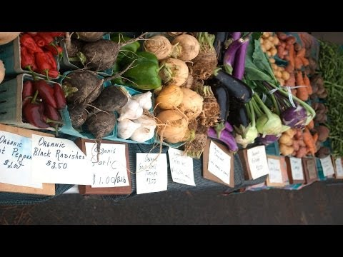 4 Myths about Organic Food | Healthy Food