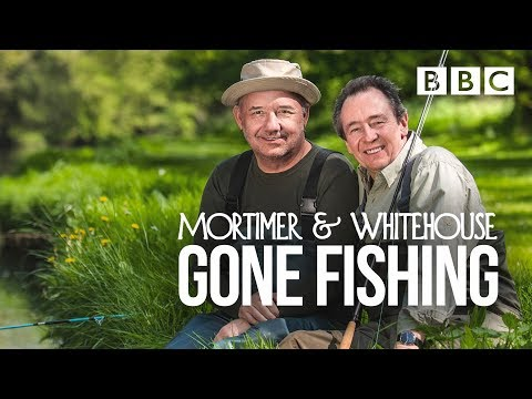 Bob Mortimer Reels In A Fish With A Little Help From Paul Whitehouse - BBC