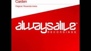 Boxer - Carden (karanda Remix)