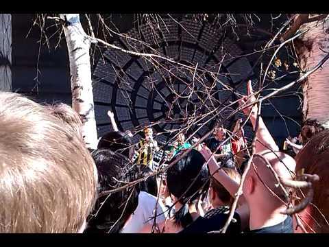Dubioza kolektiv - Kazu (Dom omladine) 21.3.2014.