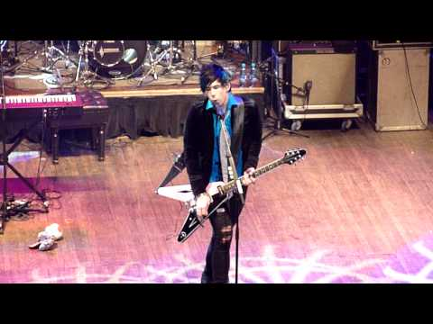 (HD) Marianas Trench Masterpiece Theatre II Oprheum Vancouver