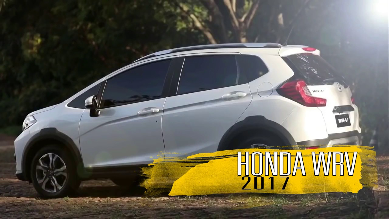 Honda Wrv India First Look Interior And Exterior Features