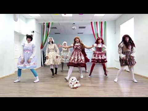 U-kiss - She`s mine dance cover by S-Beat (Lolita version)