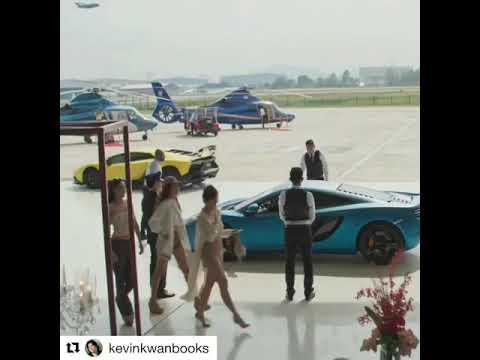Crazy Rich Asians Unofficial Trailer