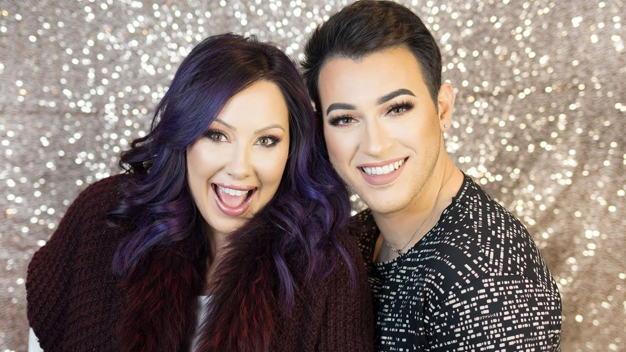 meet the parents makeup geek