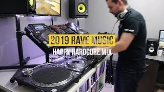 DJ Cotts - 2019 Rave Music (Happy Hardcore Mix)