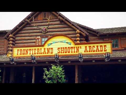 Frontierland Shootin' Arcade at Walt Disney World