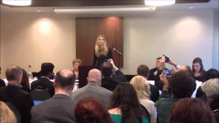 CPAC 2014: Ann Coulter Bloggers Briefing On Immigration