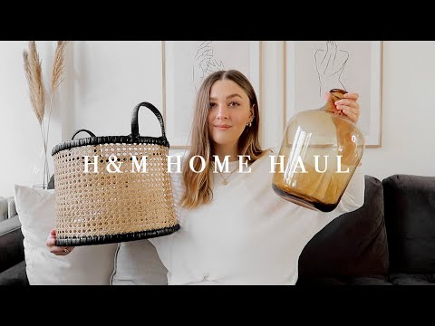 H&M HOME HAUL | I Covet Thee