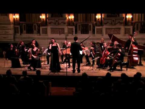 G. F. Händel, Lascia ch'io pianga (Rinaldo) - R. Invernizzi - Ghislieri Consort
