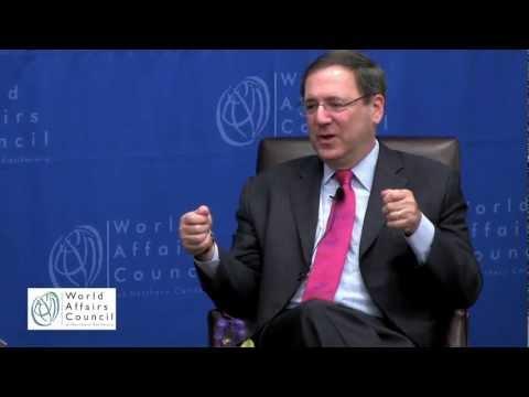 David Sanger on Obama's Secret Wars