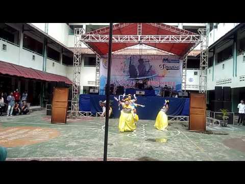 Neonano Dance SMP Negeri 2 Surabaya - 1st Place- SMAGISA Surabaya