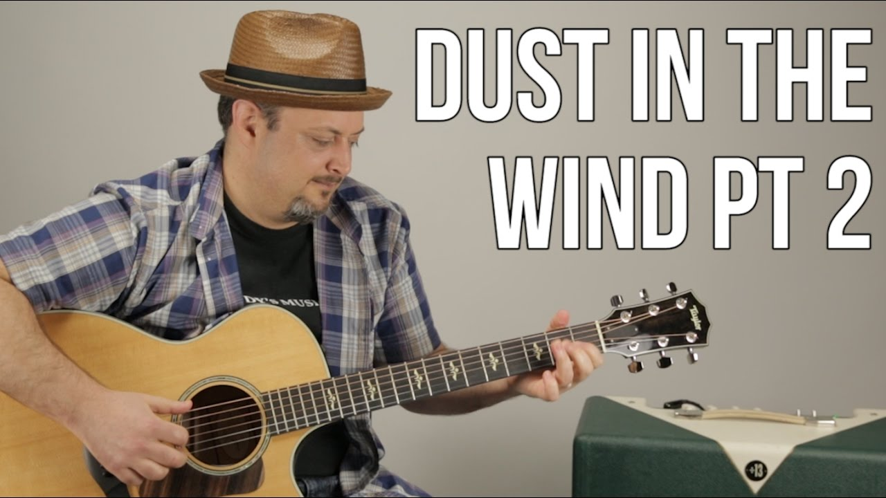 Fingerstyle Lessons - YouTube