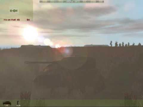 31st Normandy Mod: ArmA pz4h WIP clip