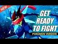 Pokemon AMV// Ash Greninja //get rade to fight reloaded
