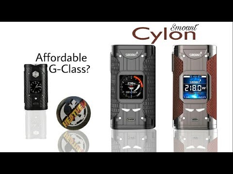 The Smoant Cylon