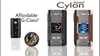 The Smoant Cylon - Affordable Alternative to the G Class?