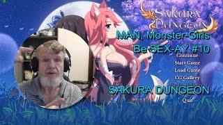 MAN, Monster-Girls Be SEX-AY #10 - SAKURA DUNGEON