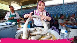 Uzbekistan STREET FOOD Tour of Chorsu Bazaar - Hasib, Honim & Norin | Tashkent, Uzbekistan