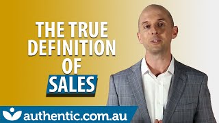 The True Definition Of Sales (Grow Your Life Coaching Business)