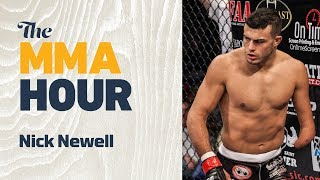 Nick Newell Believes He's Facing Either Biggest Win Or Worst Loss In Contender Series History