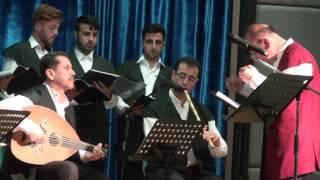 Muş Alparslan Üniversitesi 2016 Kutlu Doğum Haftası Tasavvuf Musikisi Konseri - İlim İlim Bilmektir