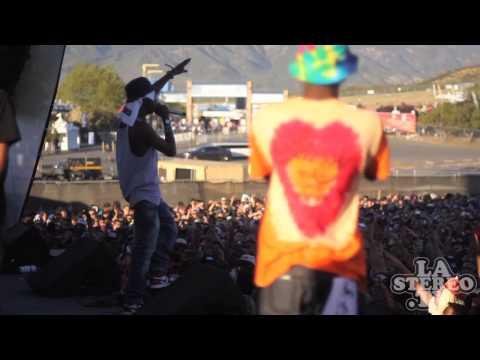 Joey Badass & Pro Era tribute to Capital Steez @ Paid Dues 2013