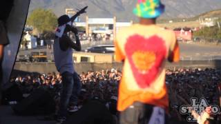 Joey Badass & Pro Era tribute to Capital Steez @ Paid Dues 2013