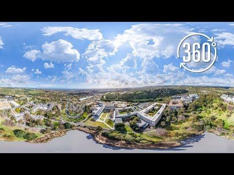 Flinders VR - Campus tour