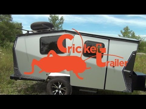 2015 Cricket Sport Trailer | Mount Comfort RV
