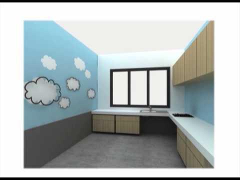 Colors Make Sense ตอนที่ 54 : ไอเดียแต่งห้องครัว