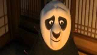 Ты   неуклюжая жирная панда, которая ничего не воспринимает всерьез!