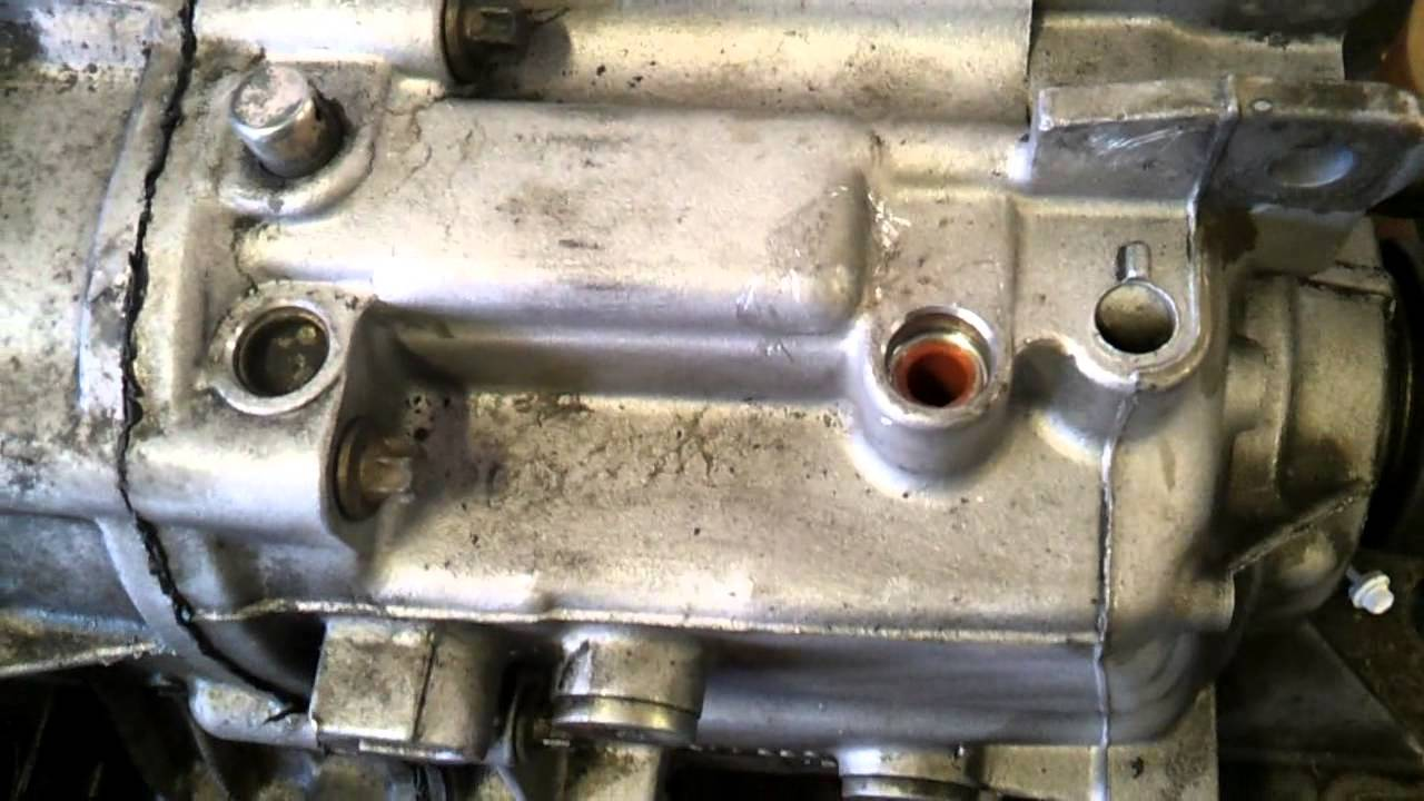 Bmw Manual Gearbox Shift Pin Repair Youtube