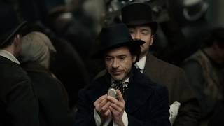 Шерлок Холмс Разговор Ватсона и Холмса