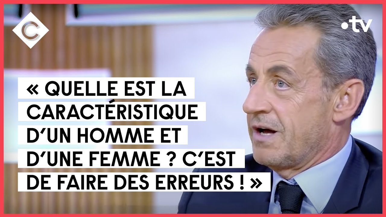 Download La charge de Nicolas Sarkozy contre la « cancel culture » C à Vous - 05/10/2021