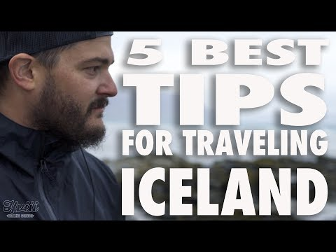 5 BEST TIPS FOR TRAVELING ICELAND