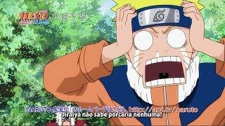 Naruto Shippuuden - (Ep. 438) Regras ou Um Companheiro?