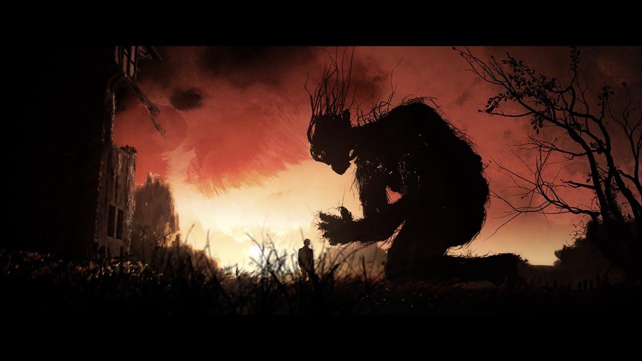 7 ΛΕΠΤΑ ΜΕΤΑ ΤΑ ΜΕΣΑΝΥΧΤΑ (A Monster Calls) hd trailer greek subs  short version