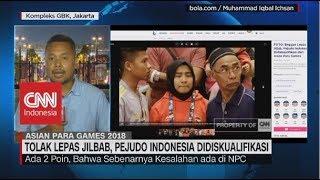 Download Video Tolak Lepas Jilbab, Pejudo Indonesia Didiskualifikasi   Asian Para Games 2018 MP3 3GP MP4