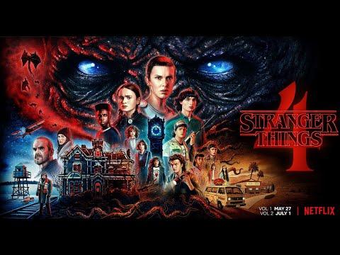 Stranger Things Ringtone Alarm Youtube
