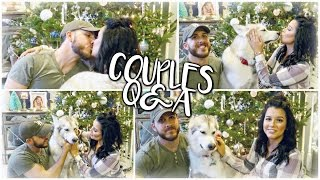 COUPLES Q&A  Future Kids, Relationship Gossip, Weird Habits & MORE!